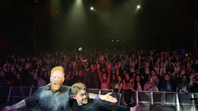 Gavin James chegou a Portugal e conquistou com um concerto intimista