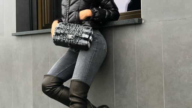 Este look de Georgina Rodríguez custou mais de 9.500 euros