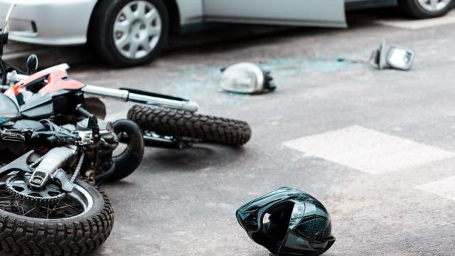 Motociclista morre após colisão com veículo em Samora Correia