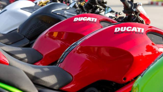 Ducati confirma planos para uma mota elétrica
