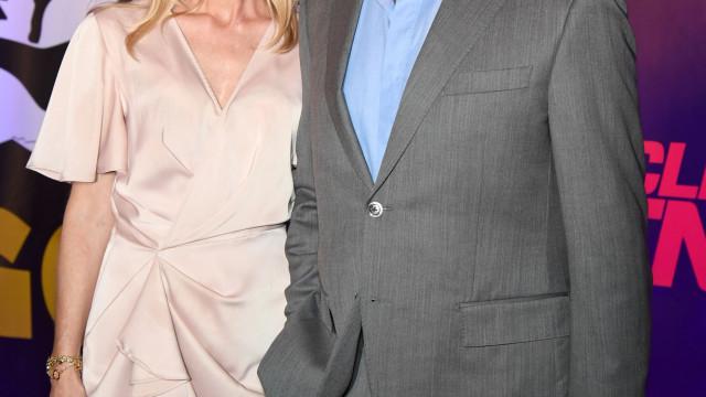 Ator Steve Guttenberg casou-se