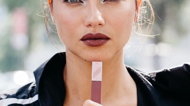 PUMA e Maybelline lançam linha de maquilhagem