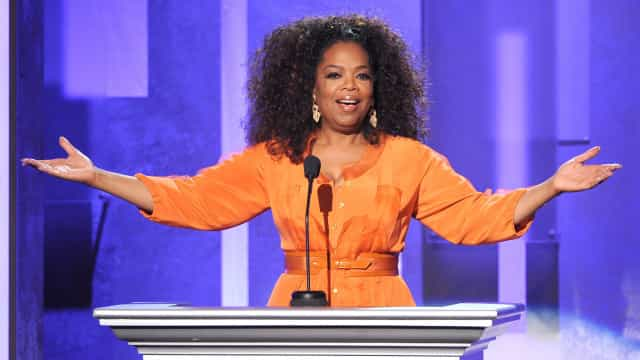 O segredo do sucesso de Oprah Winfrey