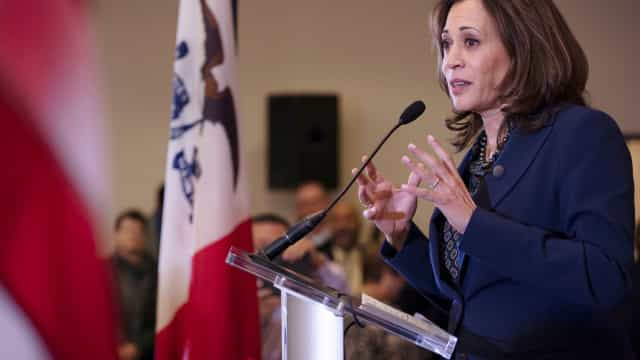 Kamala Harris anuncia candidatura à presidência dos EUA em 2020