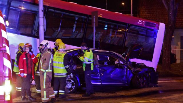 Matosinhos: Há dois mortos e seis feridos, dois deles graves