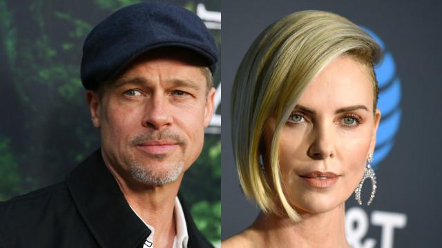 Lembra-se das conquistas amorosas de Brad Pitt?