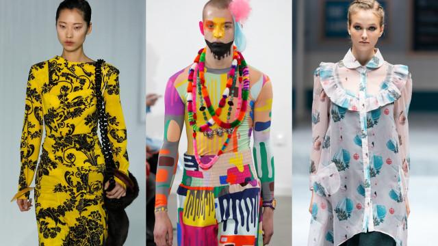 Com muito estilo: As últimas tendências nas semanas de moda