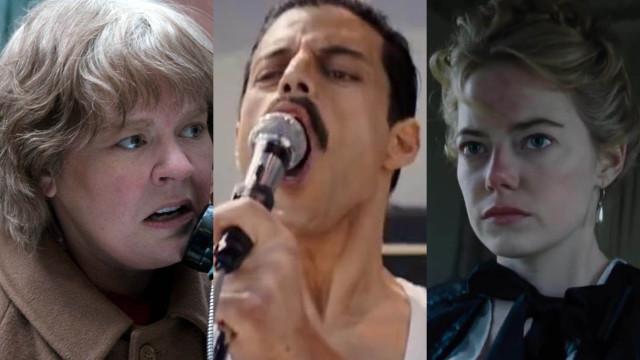Filmes LGBT dominam as nomeações para os Óscares