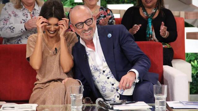 Maria Cerqueira Gomes desiste de 'Você na TV'? Eis a sua reação