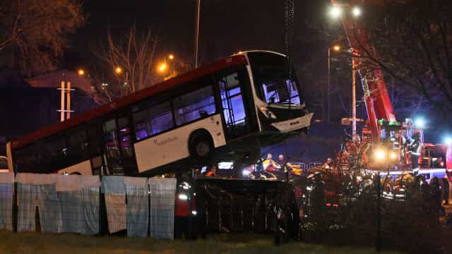 Acidente Matosinhos: Sindicato vai pedir cópia da perícia a autocarro