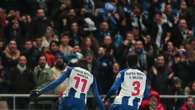 'Loucura' e polémica encarrilaram FC Porto para a final da Taça da Liga