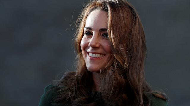"Kate Middleton sobre ser mãe: ""É bastante difícil"""