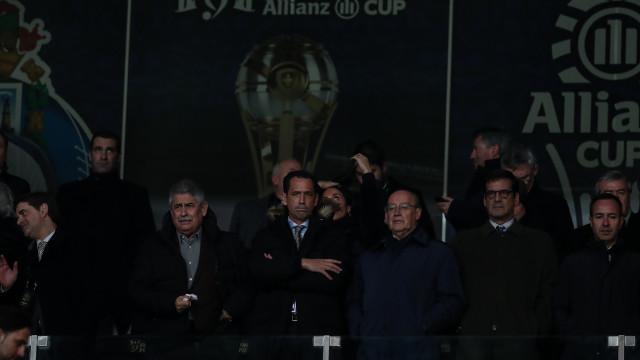 FC Porto pede castigo para o Benfica e 'arrasa' Luís Filipe Vieira