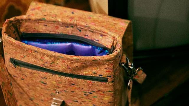Não consegue encontrar nada na mala? Problema resolvido