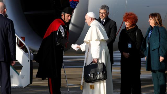 Papa Francisco anuncia visita ao Japão em novembro