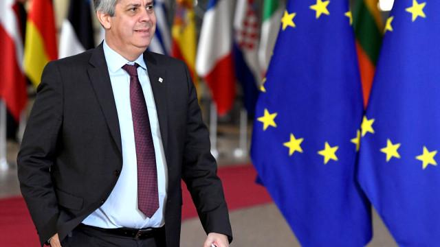 """Centeno quer partidos a lutar pela criação de """"orçamento para zona Euro"""""""