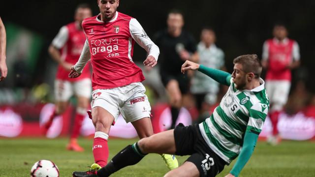 """""""Só houve uma equipa que quis ganhar o jogo: o Sp. Braga"""""""
