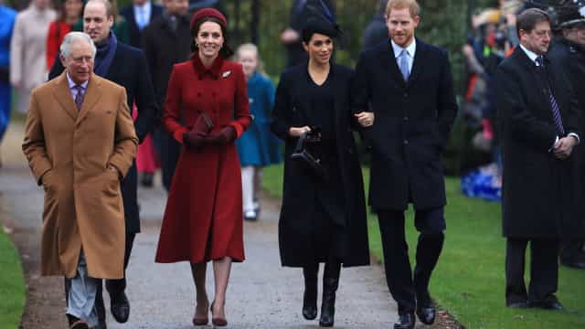 Carlos foi o responsável pela paz entre Meghan Markle e Kate Middleton