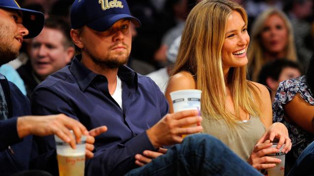 Os romances de Leonardo DiCaprio