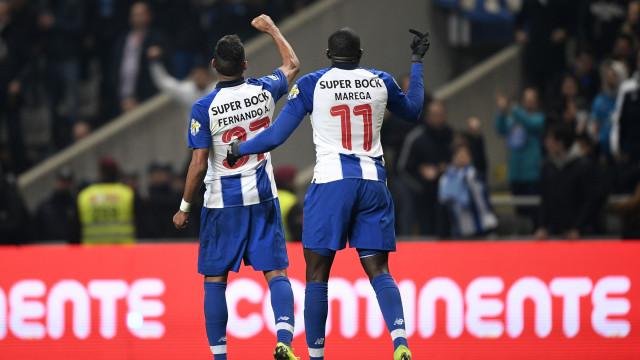 Gesto protagonizado pelo FC Porto na final da Taça vai dar que falar