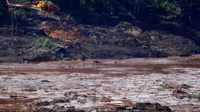 Vale retira moradores de cidade após alerta de desnível noutra barragem