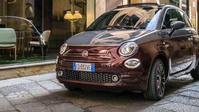 Fiat 500 continua um fenómeno: Novo recorde batido