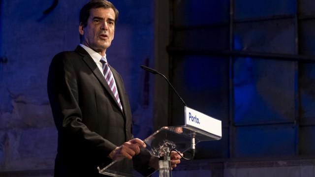 CDS/Porto manifesta apoio a Moreira face a chumbo do TdC