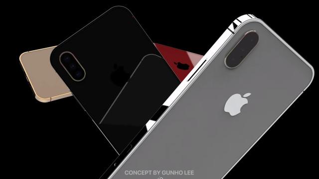O 'concept' do novo iPhone que gostava que fosse real