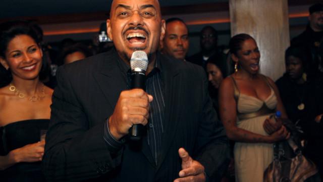 Morreu o cantor de R&B James Ingram