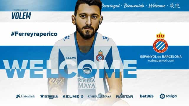 Oficial: Espanyol anuncia chegada de Ferreyra