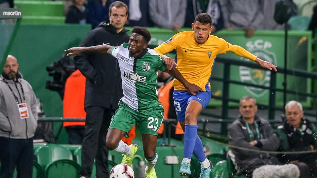 Sporting anuncia chegada de Matheus Nunes