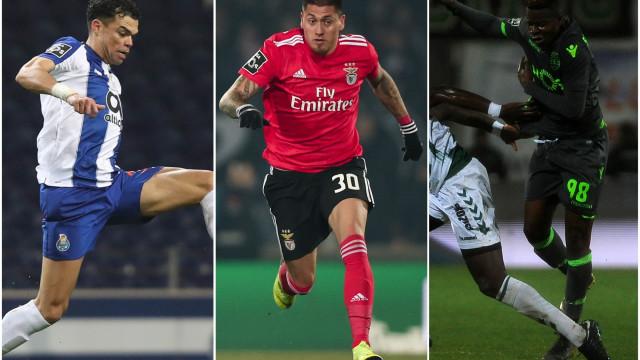 Mercado fechou: Benfica não contratou, Sporting foi o mais ativo