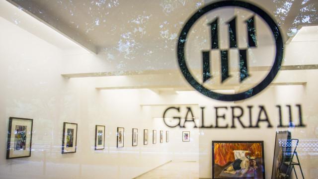 Galeria 111 celebra hoje 55 anos de vida com exposição de 60 artistas