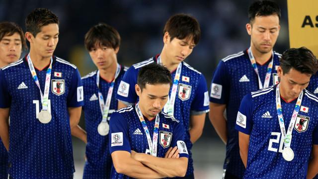 A 'azia' não falou mais alto: Japão deixou o balneário 'num brinco'