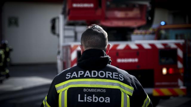 Bombeiros sapadores de Lisboa em greve durante 15 dias