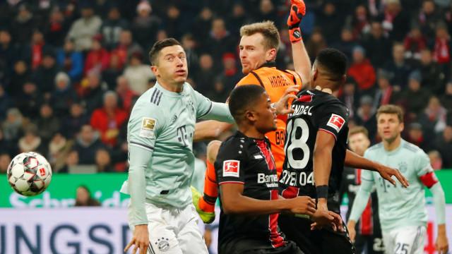 Novo tombo no campeonato: Bayern de Renato Sanches precisa de 'aspirinas'