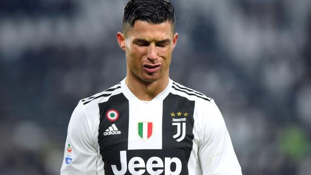 Ronaldo marcou dois mas não evitou empate em jogo de nervos com o Parma