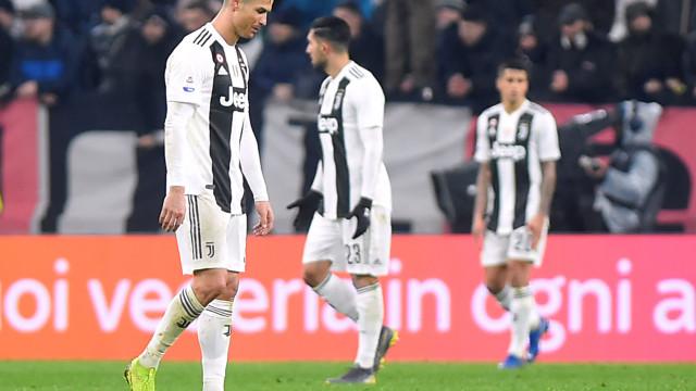 """Ronaldo já reagiu ao empate com o Parma: """"Isto é o futebol..."""""""
