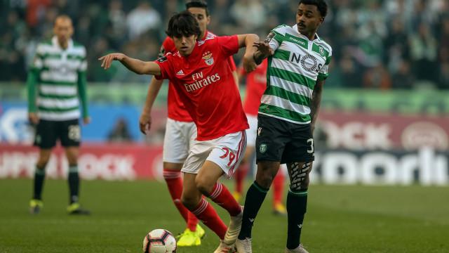 [1-2] Sporting-Benfica: Intervalo no dérbi eterno