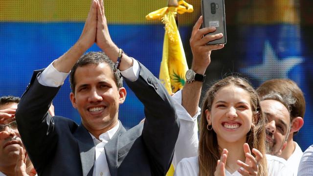 Espanha reconhece Juan Guaidó como presidente interino