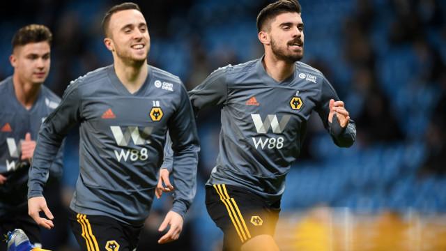 Diogo Jota revela segredo do sucesso do Wolverhampton