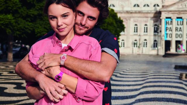 Swatch escolhe Portugal e caras portuguesas para campanha internacional