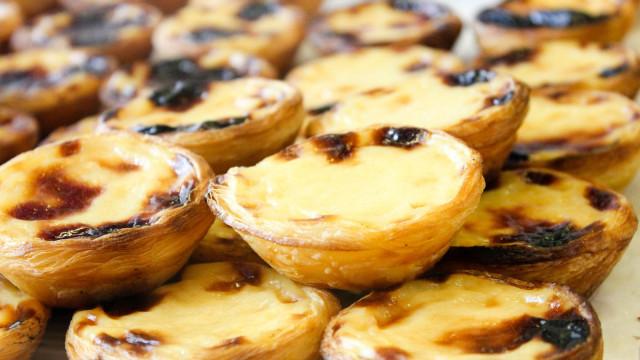 Workshop 'guloso' ensina a fazer pastéis de nata
