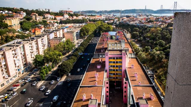 PSP efetua disparos para o ar em intervenção em bairro de Lisboa