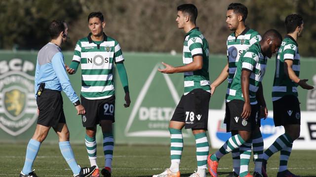Oficial: Sporting empresta Edu Pinheiro ao Sintrense