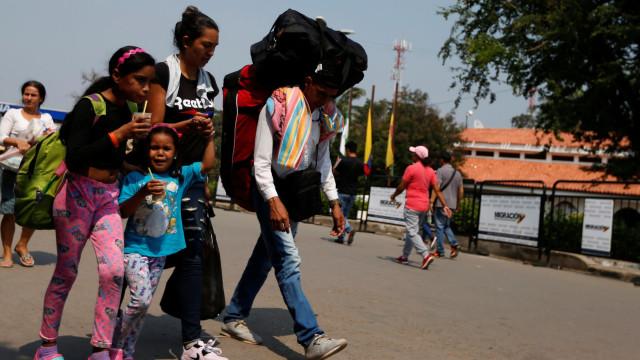 Milhares de venezuelanos foram realocados em vários Estados brasileiros