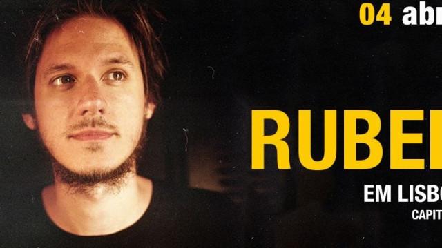 Rubel vai atuar no Capitólio, em Lisboa