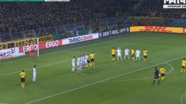 Fantástico livre de Reus relançou o Borussia Dortmund