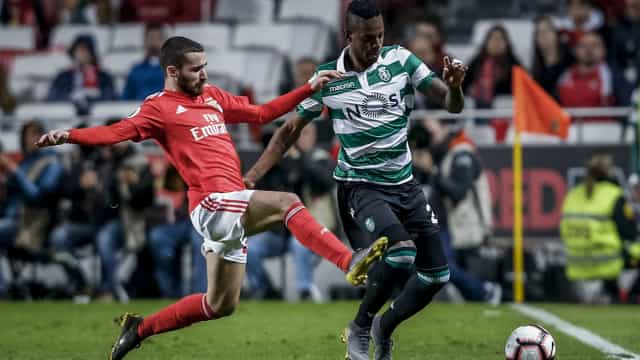 Borja fez a estreia pelo Sporting e explicou opção pelos leões