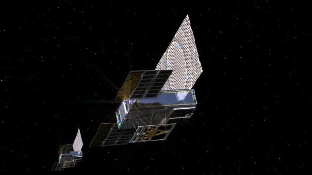 NASA perde robots depois de viajarem para lá de Marte